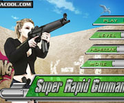 Super Rapid Gunman