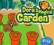 Dora Magical Garden