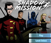 Young Justice Shadow Mission