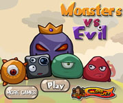 Monsters Vs Evil