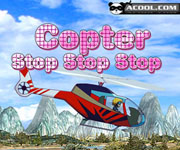 Copter Stop Stop Stop