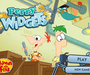 Phineas and Ferb Perry Widgets