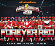 Power Rangers 20th: Forever Red