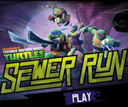 TMNT: Sewer Run