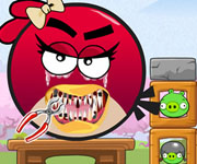 Angry Birds Dentist