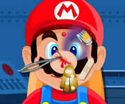 Mario Head Injury