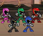 Power Rangers Monster Fighting Frenzy